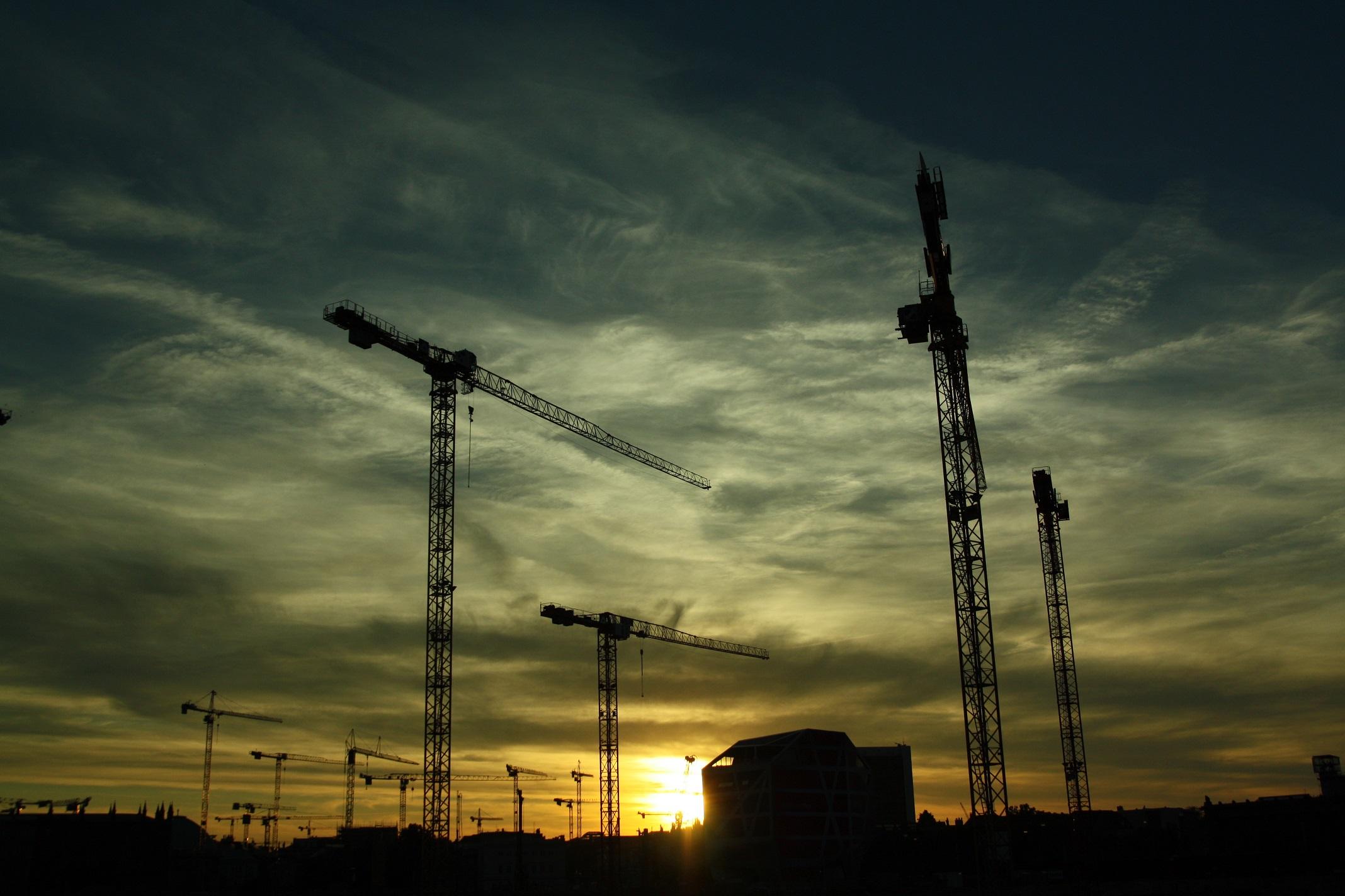 VAT reversal scheme for construction